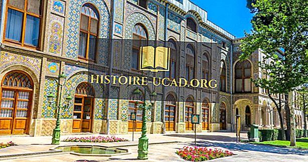 Unescova svetovna dediščina v Iranu
