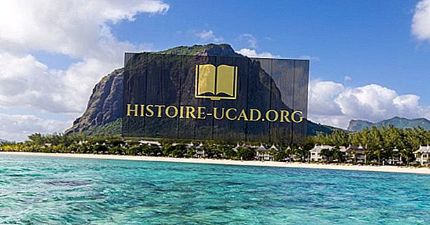 Le Morne fjell og Maroon Republic - Historisk Hideaway for slaver i Mauritius