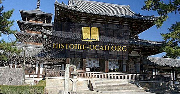 UNESCO Pasaules mantojuma vietas Japānā