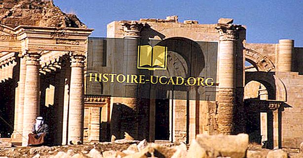 Patrimonio mondiale dell'UNESCO in Iraq