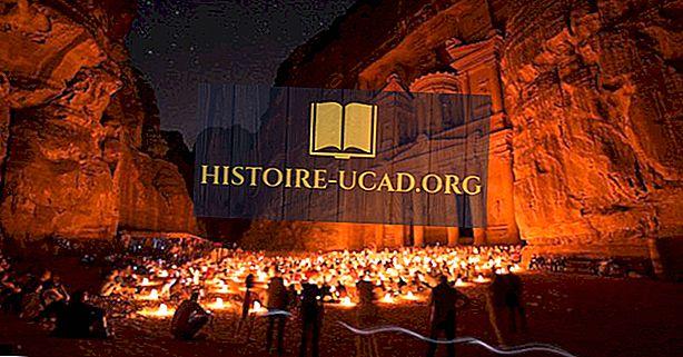 Sites du patrimoine mondial de l'UNESCO en Jordanie
