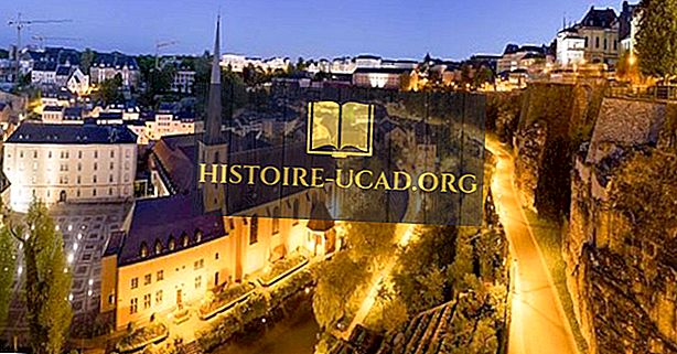 Град Луксембург - историјска утврђења и стари квартали