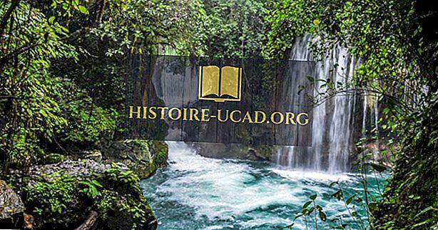 cestovat - Cañon de la Angostura, Mexiko - jedinečná místa po celém světě