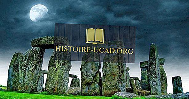 Vēsture un noslēpums aiz Stonehenge izcelsmes