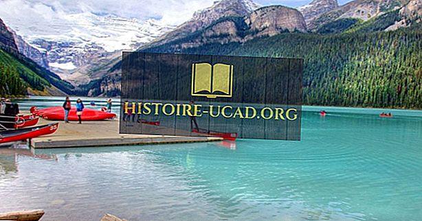 عجائب الدنيا السبع في كندا