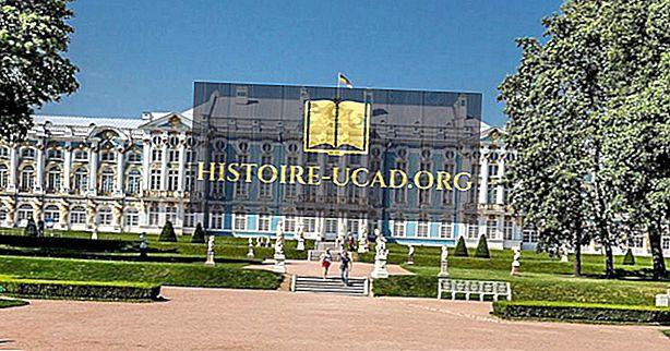 Palác Kateřiny: Letní dům ruských carů