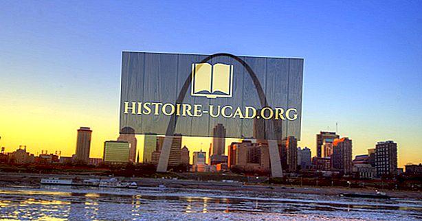 10 Јединствени национални историјски локалитети Сједињених Држава: Средњи запад