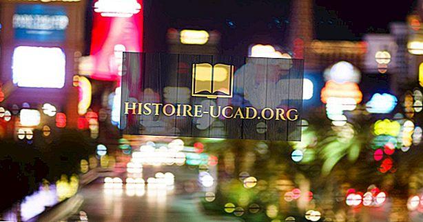 Najstaršie hotely na Las Vegas Strip