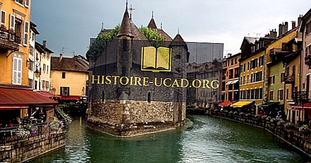 8 Kanalskih mest, ki niso Benetke