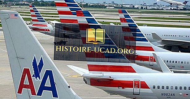 Највеће авиокомпаније на свету по величини флоте