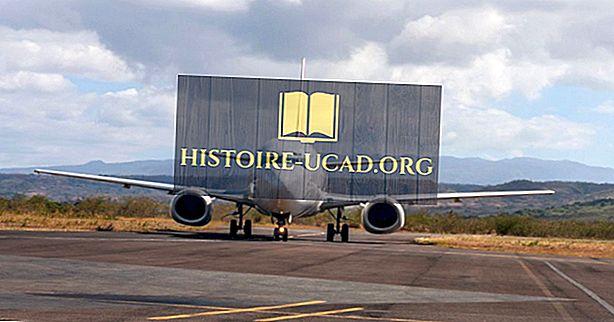 A legforgalmasabb repülőterek Afrikában