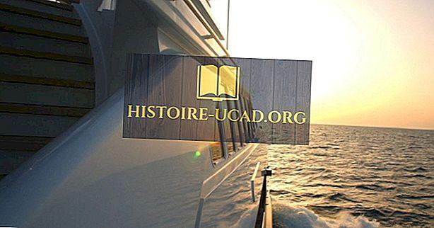 Най-дългите луксозни яхти в света