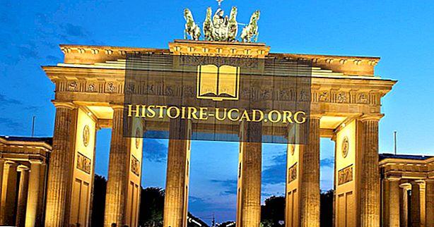 Qu'est-ce que la porte de Brandebourg?
