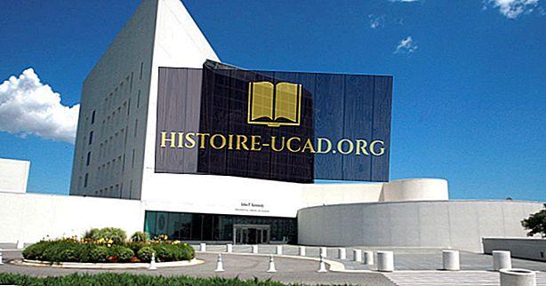 Najlepsze biblioteki prezydenckie w Stanach Zjednoczonych