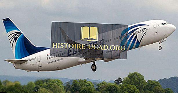 Највеће авиокомпаније у Африци
