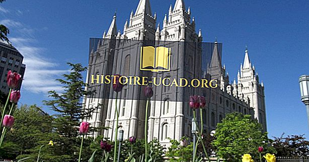 Kuil Mormon Terbesar di Dunia