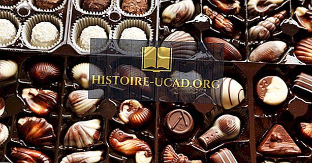 Nejlepší výběr pro milovníky čokolády: čokoládová muzea po celém světě