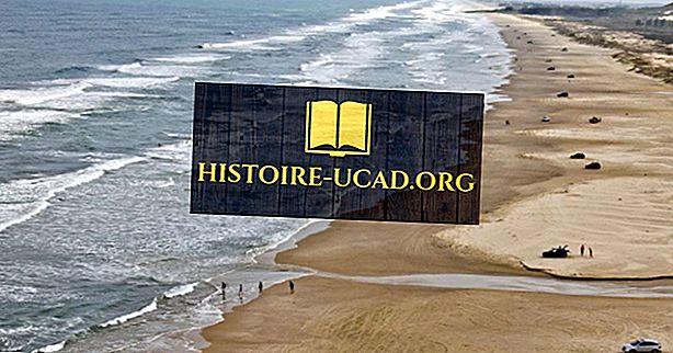 السفر - شاطئ برايا دو كاسينو ، البرازيل - أماكن فريدة حول العالم