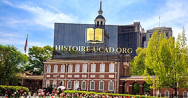 Independence Hall: En UNESCO World Heritage Site i USA