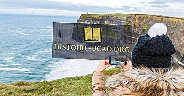 Top 10 tūrisma galamērķi Īrijā