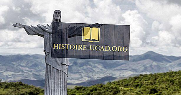 Kurtarıcı İsa Heykeli - Rio de Janeiro, Brezilya