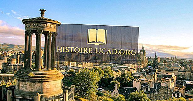 स्कॉटलैंड में सबसे अधिक देखा जाने वाला पर्यटक स्थल