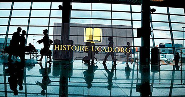 Nejrušnější letiště v Rusku