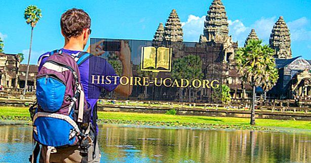 Kambodža turistide kõige paremad allikamaad