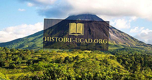 Cele șapte minuni naturale din Costa Rica