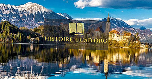 Lago Bled - Lugares únicos alrededor del mundo