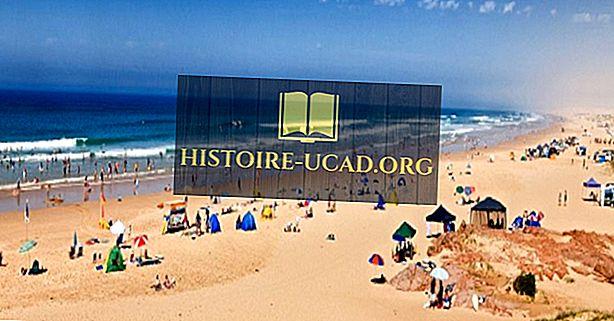 السفر - Stockton Beach ، أستراليا - أماكن فريدة حول العالم