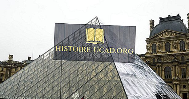 Architektonische Gebäude der Welt: Musee du Louvre