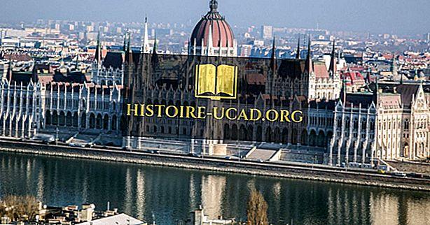 Ungārijas Nacionālais parlaments - unikālās vietas visā pasaulē