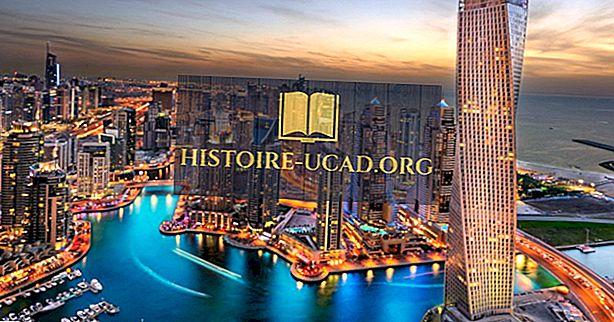 Keajaiban Arsitektur Dubai