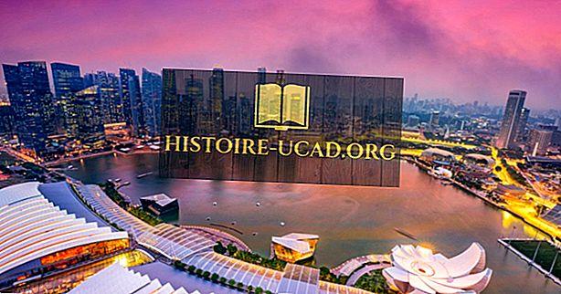 Puncte culturale și istorice pentru a vizita în Singapore