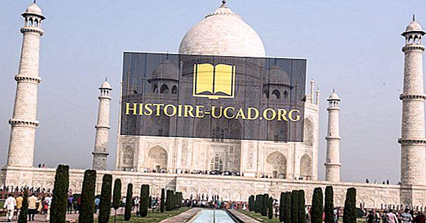 السفر - تاج محل ، الهند - أماكن فريدة حول العالم