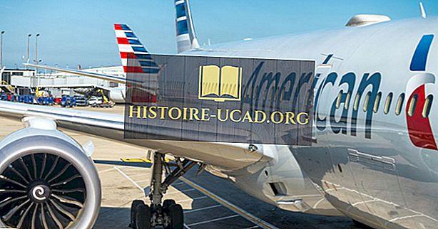 Най-големите авиокомпании в света