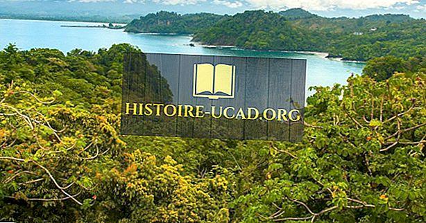 Parc national Manuel Antonio, Costa Rica - Lieux uniques dans le monde entier