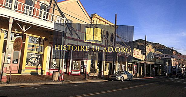 Gradovi duhova u Americi: Virginia City, Nevada