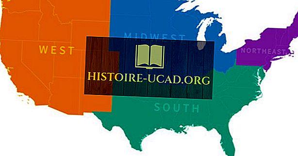 Jungtinių Valstijų regionai