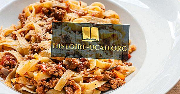 อาหารประจำชาติของอิตาลีคืออะไร
