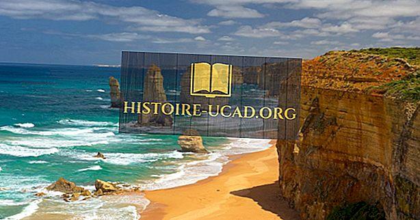 Địa danh của Úc: Mười hai sứ đồ