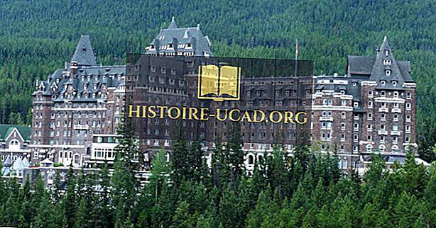 Největší luxusní hotelové řetězce na světě