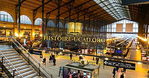 Las estaciones ferroviarias más importantes de Europa