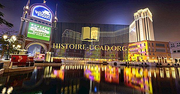 путешествовать - Самые большие казино в мире