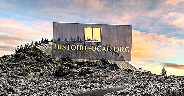 न्यूबेरी नेशनल ज्वालामुखी स्मारक - उत्तरी अमेरिका में अद्वितीय स्थान