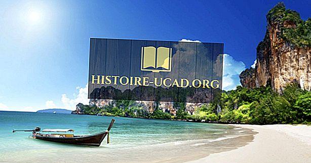 Voyage - Pays avec le plus grand nombre d'hôtels en bord de mer
