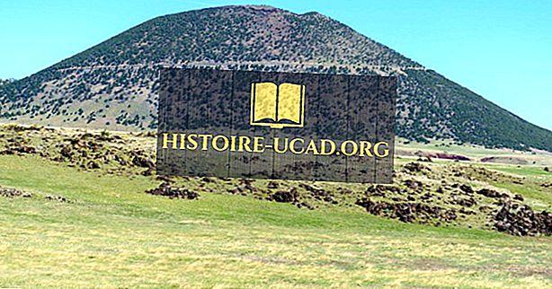 Национальный памятник Вулкан Капулин - уникальные места в Северной Америке