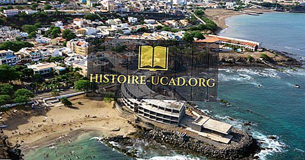 Qual é a capital de Cabo Verde?