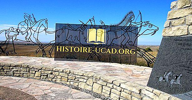 Narodni spomenik Little Bighorn Battlefield